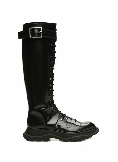 Alexander McQueen Çizme Siyah